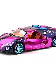 economico -Veicoli a molla Macchina da corsa Giocattoli Metallo Non specificato Regalo Action & Toy Figures Giochi d'azione