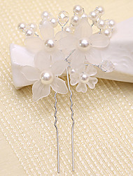 Acrylic Flowers Hair Clip Hair Pin Hair Tool Headpiece
