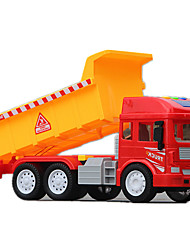 cheap -Toy Cars Truck Construction Vehicle Excavator Sprinkler Truck Toys Extra Large Pull Back Vehicles Truck Excavating Machinery ABS Pieces
