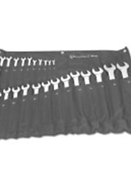 Steel Shield 23 Piece Metric Precision Polishing Long Wrench /1 Sleeve
