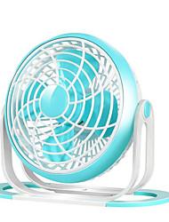 Novo usb brisa ventilador desktop silencioso dormitório casa dois ventilador de volume de ar ajustável ventilador criativo dom
