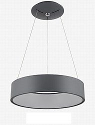 cheap -Pendant Light ,  Modern/Contemporary Painting Feature for LED Metal Living Room Bedroom Dining Room Study Room/Office Kids Room