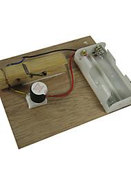 Недорогие -Игрушки для изучения и экспериментов Игрушки Квадратный Дерево пластик Металл Детские Куски