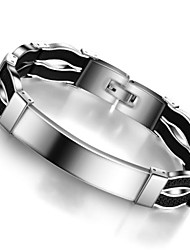 cheap -2015 New Quality Fashion Jewelry Men's/Women's 316 L Magnetic Stainless Steel Bracelets