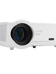 cheap -T986S LCD Home Theater Projector 4000lm lm Other OS Support 1080P (1920x1080) 40-200inch inch Screen