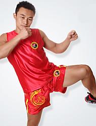 Homme Gilet/Sans Manche Bas Taekwondo Boxe Respirable Douceur