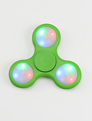 Fidget Spinner Hand Spinner Toys Tri-Spinner Plastic EDCOffice Desk Toys for Killing Time Focus Toy Relieves ADD, ADHD, Anxiety, Autism