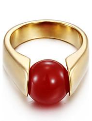 economico -Per donna Struttura dell'anello Opal sintetico Di tendenza stile sveglio Euramerican Gioielli film Gioielli di Lusso Formale Classico