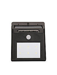 cheap -GMY® 0.5W LED Floodlight Sensor Waterproof Wall Hallway/Stairwell Garage/Carport Outdoor Lighting Cold White DC5