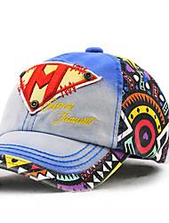 Unisex Women Men's Cotton Baseball/Peaked/Alpine Cap Sun Hat Casual Embroidery  Print Outdoors Sports Summer Red/Beige/Orange/Wine/Blue