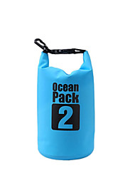 cheap -2L Waterproof Dry Bag Lightweight, Floating, Waterproof for Surfing / Diving / Swimming