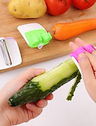 1 ед. Овощечистка & Терка For Для фруктов Для овощного Для приготовления пищи Посуда Пластик Высокое качество Творческая кухня Гаджет