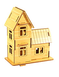 Puzzles 3D Puzzle Jouets Maison 3D Articles d'ameublement Enfant 1 Pièces