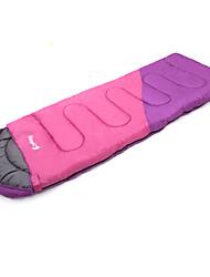 Недорогие -Спальный мешок Прямоугольный Односпальный комплект (Ш 150 x Д 200 см) -10 Пористый хлопокX75 Походы Путешествия На открытом воздухе