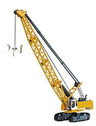 Недорогие -KDW Кран Игрушечные грузовики и строительная техника Игрушечные машинки Машинки с инерционным механизмом 1:32 Металл Детские Игрушки