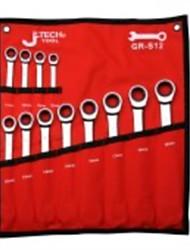 Czech Republic 8 Sets Of Ratchet Wrench Set Gr-S8 / 1 Set
