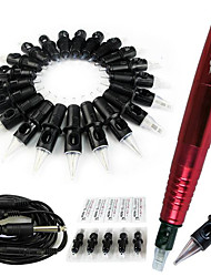 Tattoo Pen Acero Carbono Liner und Shader 8 8000-15000