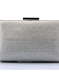 cheap -Women's Bags PU Coin Purse Buttons for Event/Party All Seasons Gold Black Silver