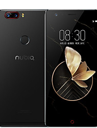 cheap -NUBIA Z17 5.1-5.5 5.5 inch 4G Smartphone ( 6GB + 64GB 23 MP 12 MP Qualcomm Snapdragon 835 3200mAh mAh )