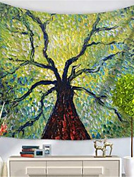 cheap -Wall Decor Polyester/Polyamide Classical Wall Art, Wall Tapestries of 1