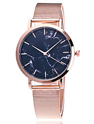 Women's Dress Watch Fashion Watch Japanese Quartz Alloy Band Charm Casual Elegant Silver Gold Rose Gold