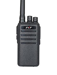 baratos -Tyt x2 walike talike rádio bidirecional 7w walky talky handheld transceiver