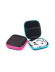 cheap -Earphone Holder / Cable Winder Travel Luggage Organizer / Packing Organizer Waterproof Portable Dust Proof Travel Storage for USB Cable