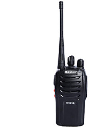 baiston BST-698 5w 400.00 ~ 470.mhz 16-ch conjunto walkie talkie - negro