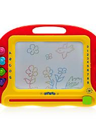 baratos -Brinquedo para Desenhar Lousas Mágicas Brinquedo de Arte & Desenho Brinquedos Tamanho Grande Plásticos Peças Crianças Dom