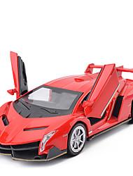 Недорогие -Машинки с инерционным механизмом внедорожник Автомобиль Универсальные Игрушки Подарок / Металл