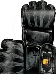 Sports Gloves Pro Boxing Gloves for Boxing Muay Thai Full-finger GlovesKeep Warm Breathable Lightweight Sunscreen Adjustable High