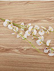 cheap -Hot Style Dance LAN Wen Xin LAN Emulation Export Landing Twelve Wedding Decoration Artificial Flowers