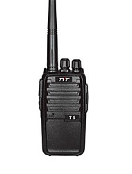 abordables -TYT TYT-T5 Talkie-Walkie Portable CTCSS/CDCSS Radio FM 16 2800.0 5 Talkie walkie Radio bidirectionnelle