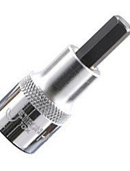 Jetco 3/8 Serie Sechskant Hülse 4mm / 1