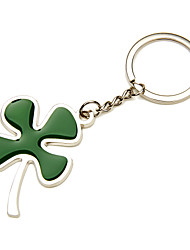 cheap -Floral Theme Keychain Favors Stainless Steel Keychains - 1