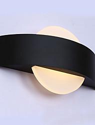 AC 12 DC 12 6 LED integrato Moderno/contemporaneo Galvanizzatto caratteristica for LED,Luce ambient Lampade a candela da pareteLuce a