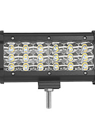 cheap -54W-Row 5400LM Flood Spot del Fascio Led Work Light Bar Offroad Led Driving Lampada 12 v 24 v per Camion SUV ATV 4x4 4WD Led Bar