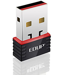 cheap -EDUP USB Wireless wifi adapter 150mbps mini wifi dongles network lan card EP-N8508