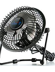 abordables -Un ventilateurCool et rafraîchissant Léger et pratique Interrupteur tactile Silencieux et muet Règlement sur la vitesse du vent USB