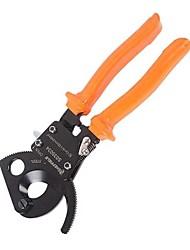 Cavo di schermatura in acciaio tagliato 240mm - seguendo il tipo di cricchetto tipo forbici cavo cavo taglio filo / 1