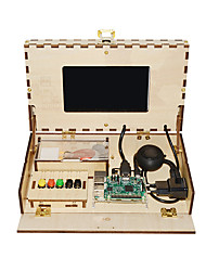 cheap -GEEETECH TEQStone Computer Kit for Kids STEM and Coding Training Toy