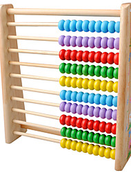 cheap -Toy Abacus Math Toy Educational Toy Square Eco-friendly Classic Toy Gift