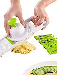 Недорогие -Кухонная утварь Инструменты пластик Творческая кухня Гаджет Cutter & Slicer Для приготовления пищи Посуда
