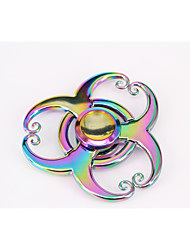 Fidget Spinner Hand Spinner Spinning Top Toys Toys Round Rectangular Others Other Ferroalloy Die-cast Aluminum Pure Cotton Alloy EDCFocus