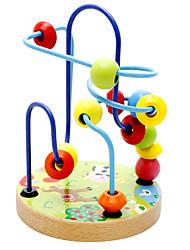 Недорогие -Конструкторы Игрушечные счеты Пазлы и логические игры Для получения подарка Конструкторы 2-4 года Игрушки
