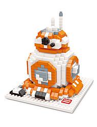 Blocs de Construction Robot Jouets Machine Robot Diamant Enfant Pièces