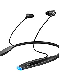 cheap -ZEALOT H7 Bluetooth Earphone Headphones with Magnet Attraction Slim Neckband Wireless Headphone Sport Earbuds with Mic