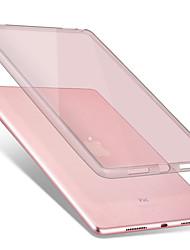 Pour Etuis coque Transparente Coque Arrière Coque Couleur unie Flexible PUT pour Apple iPad Pro 9.7 ''