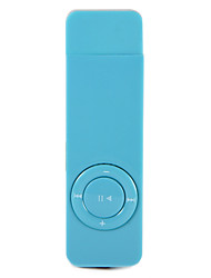 cheap -Chewing Gum MP3 Player 8G Without Screen U Disk / in-Line Player