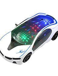 Недорогие -Игрушки Гоночная машинка Игрушки Электрический Автомобиль Пластик Куски Детские Подарок